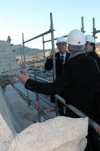 2013.12.02 Visite chantier cathedrale 1