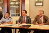 Signature de la convention communale de coordination police municipale / gendarmerie nationale - Lozère