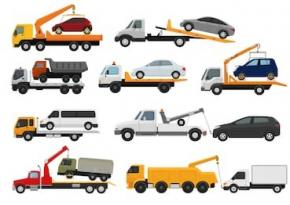 tow-truck-vector-towing-car-260nw-1241831857